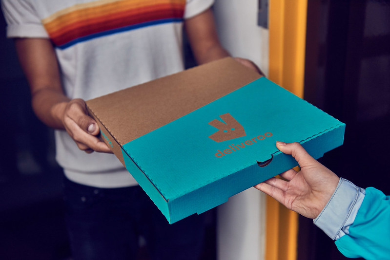 Deliveroo: Meal