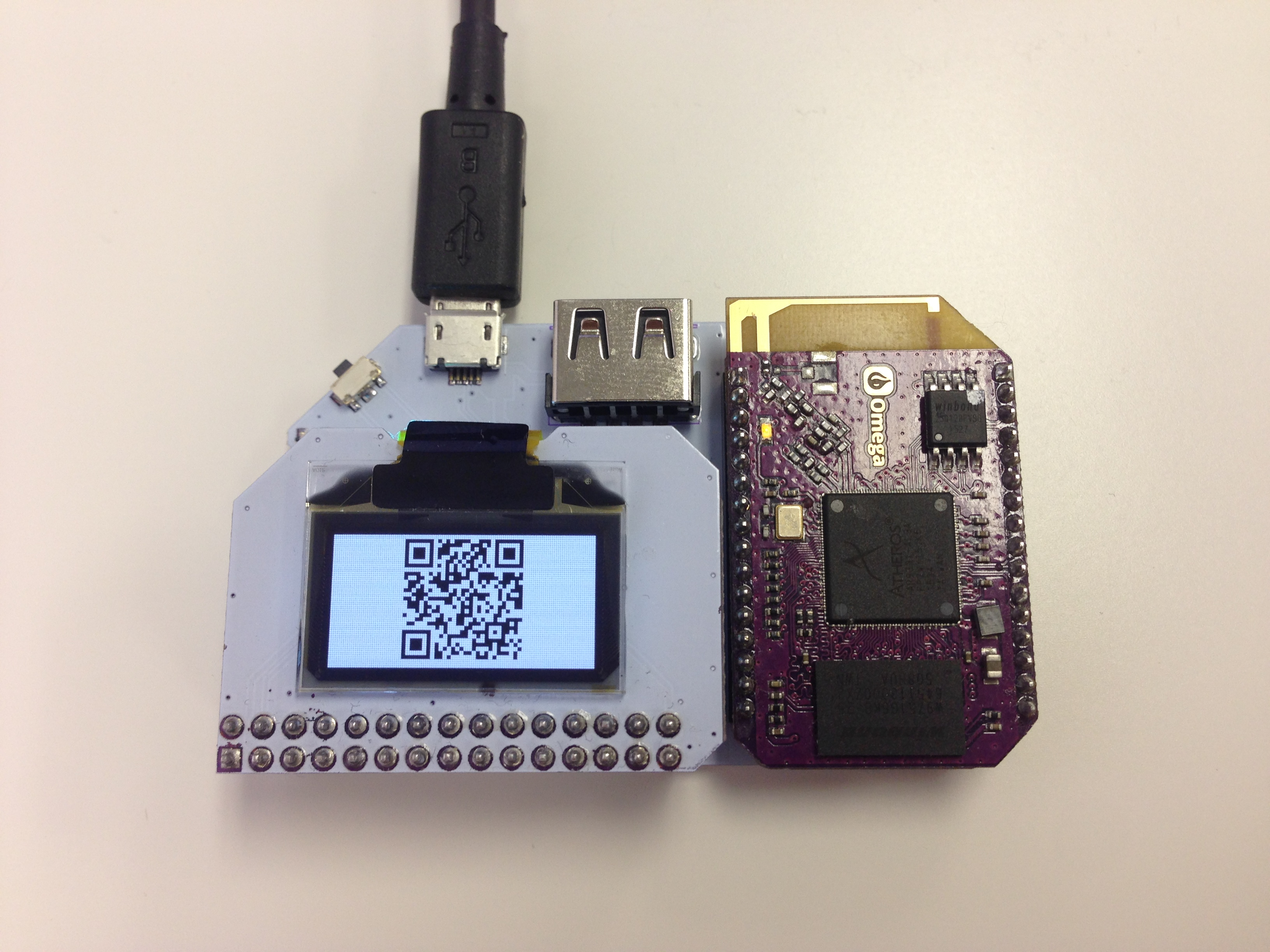 wiki/OLED-QR-Code-Generator md at master · OnionIoT/wiki · GitHub
