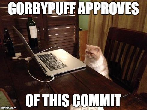 gorbypuff