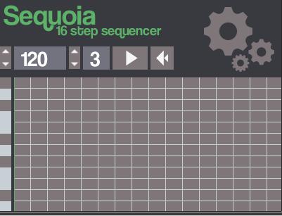 GitHub - a-cordier/sequoia: 16 step matrix midi sequencer written in