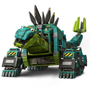 Dinotrux character Garby