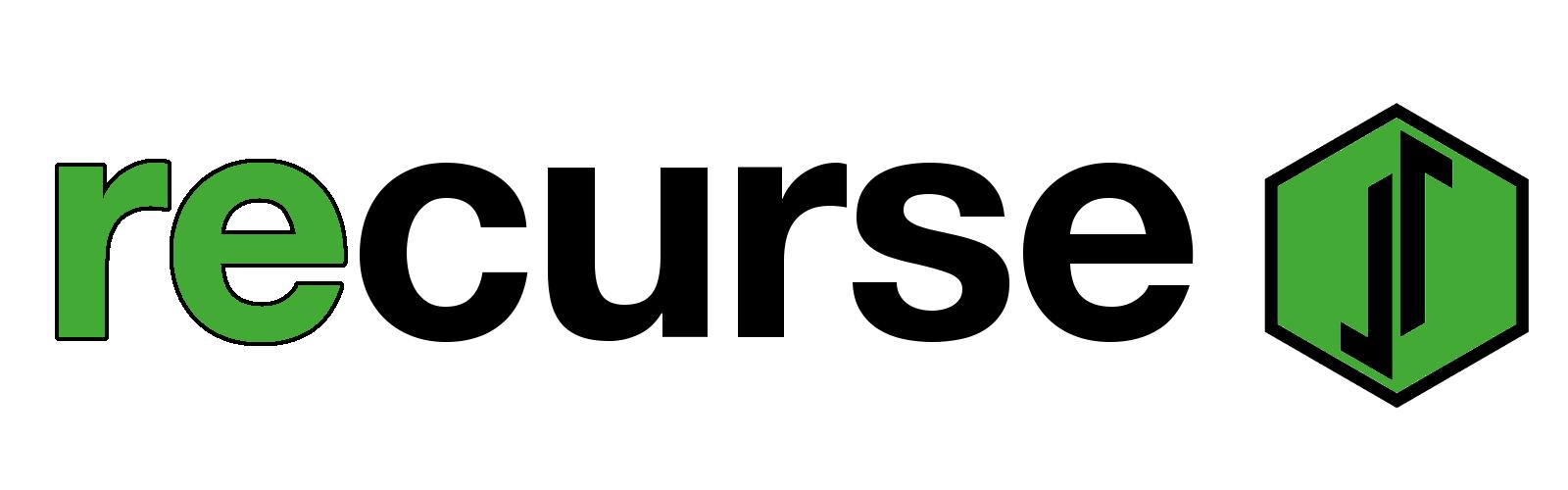 Recurse logo
