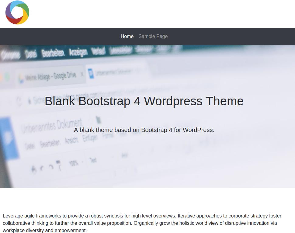 GitHub - rapidwebltd/wordpress-project-boilerplate: A blank ...