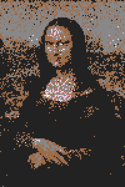 GitHub - FlorianCassayre/PxlArtGenerator: Pixel art
