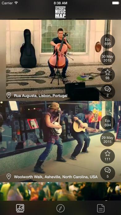 StreetMusicMap image 4