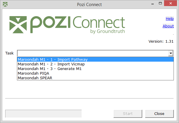 Pozi Connect for M1s