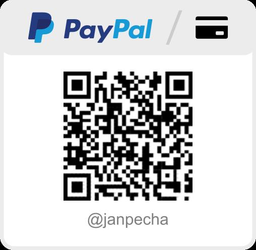 PayPal or credit/debit card