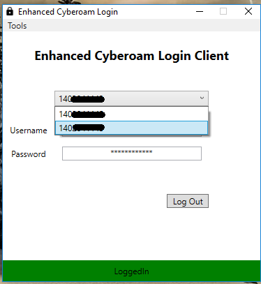 GitHub - pratyush997/cyberoam-login: Enhanced Cyberoam Login