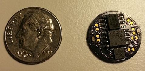 Assembled NanoLogger front