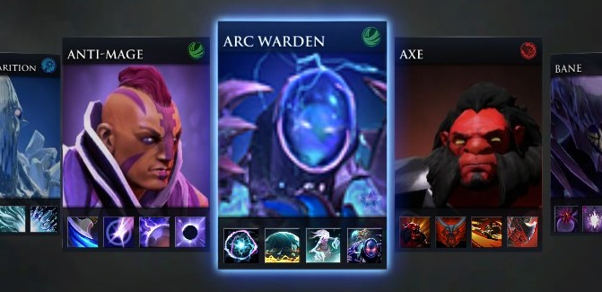 Linux] Arc Warden and Zeus portraits not animating · Issue
