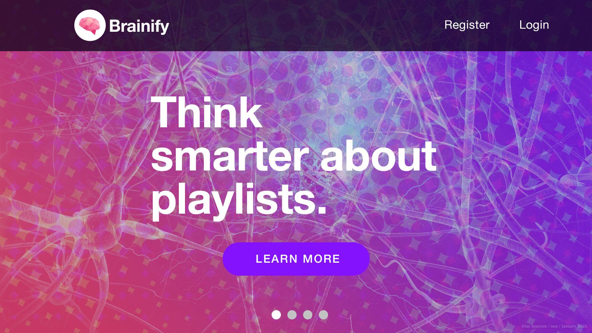 Brainify Mockup