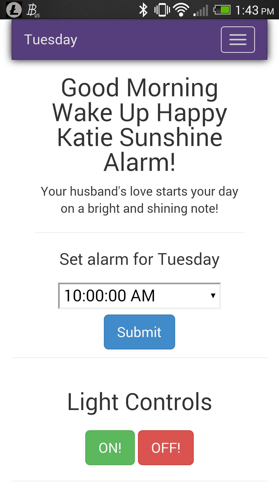 GitHub - ajpierce/pi_alarm: A Raspberry Pi-based alarm clock