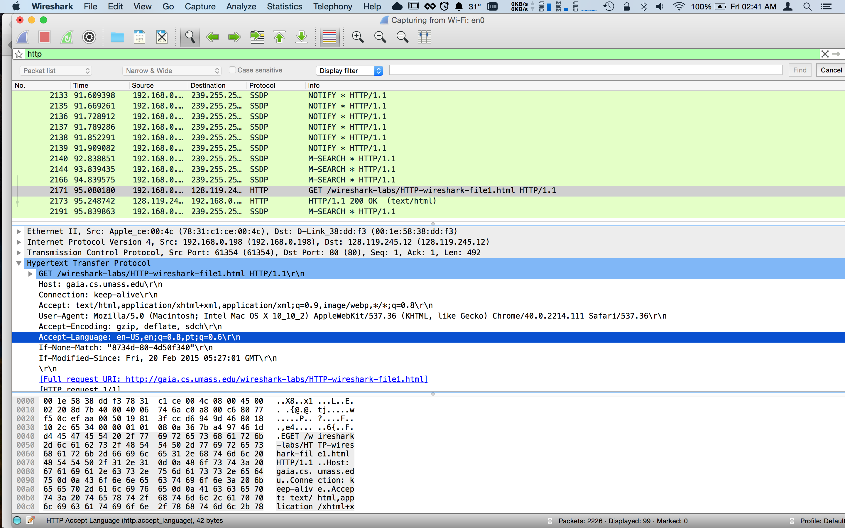 labs for wireshark Http wireshark lab, that is no such thing as an http continuation message – this is.