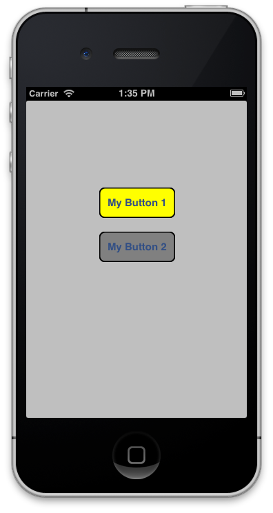 Styled Buttons