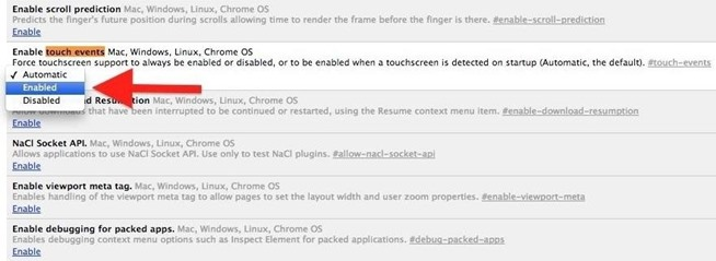 Touch input not working on Windows · Issue #23 · vladikoff
