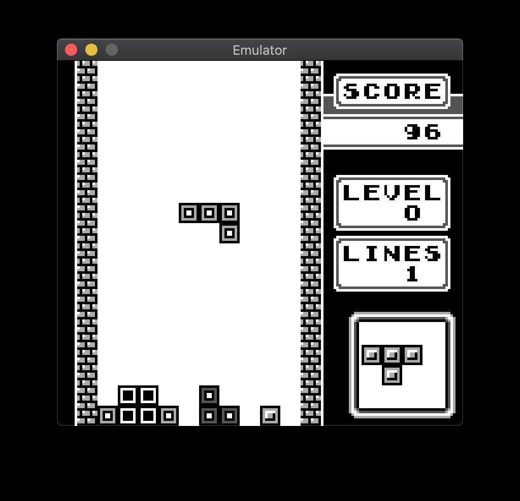 GitHub - jgilchrist/gbemu: A Gameboy emulator in modern C++