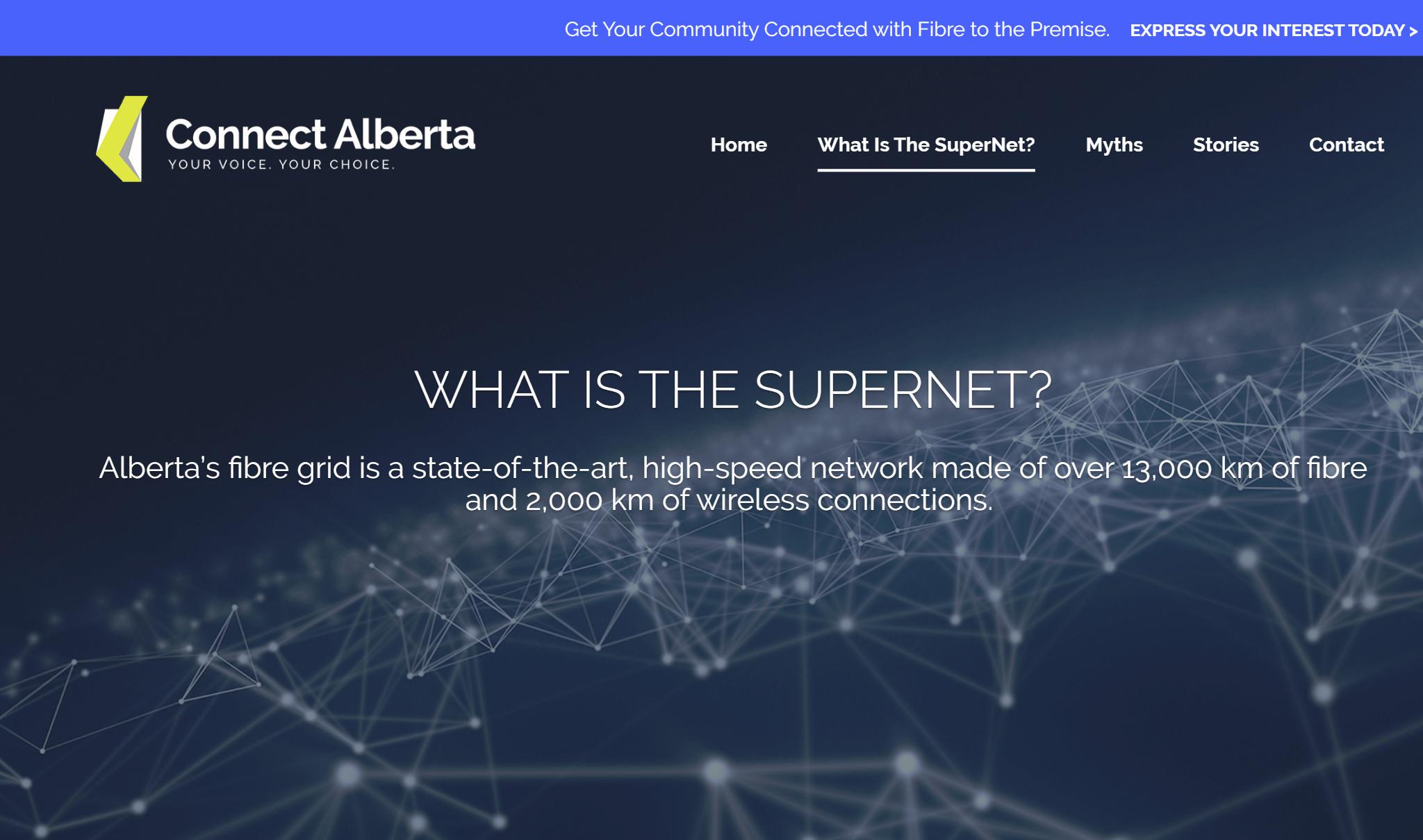 Connect Alberta