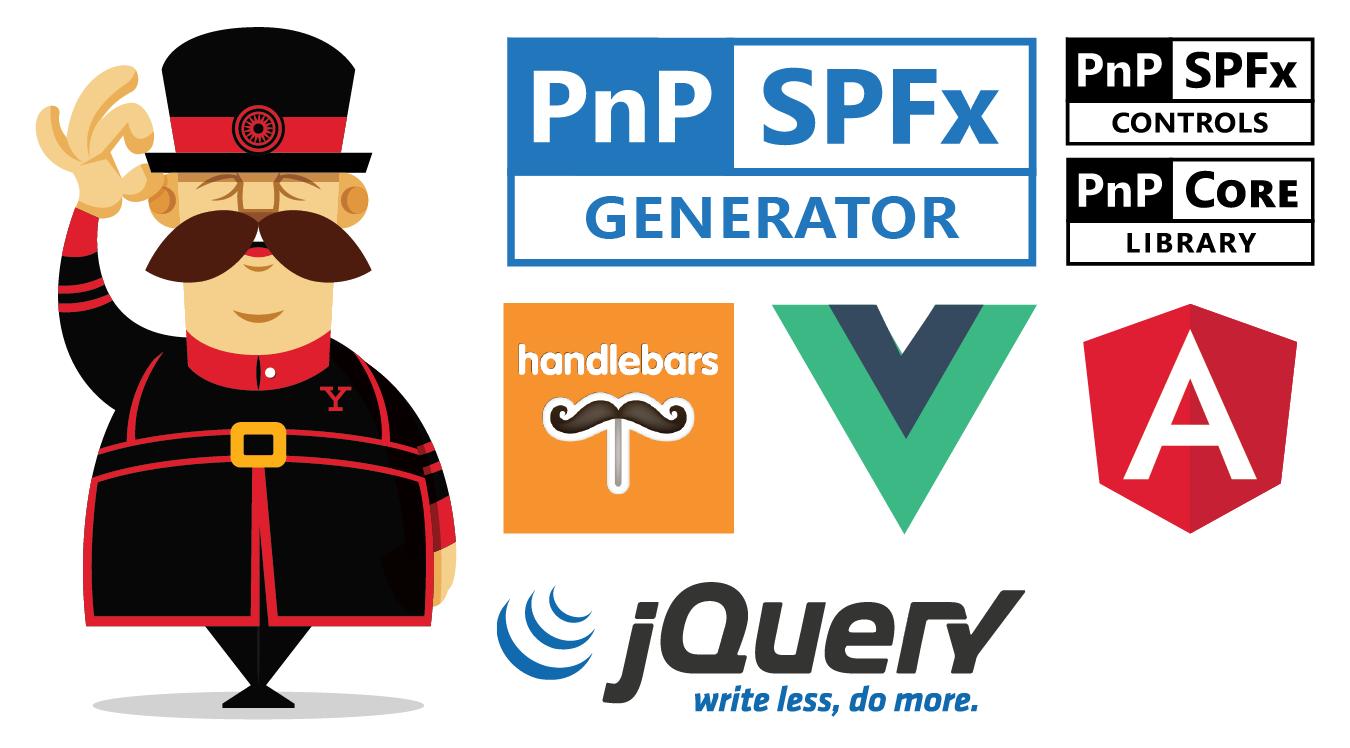 GitHub - pnp/generator-spfx: Open-source generator to extend the