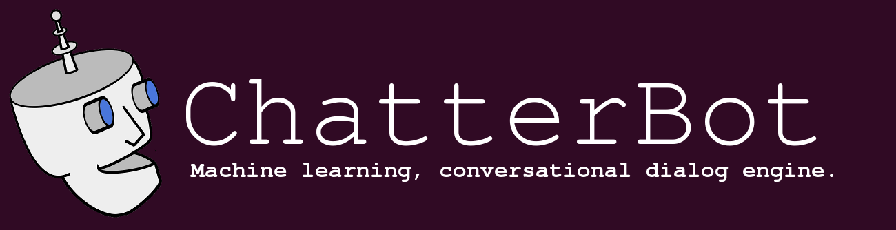 Chatterbot: Machine learning in Python