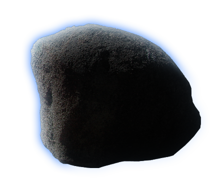 asteroid clipart transparent - photo #11