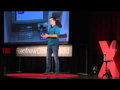 Redefining how we see technology | Clint Andrew Hall | TEDxRenfrewCollingwood