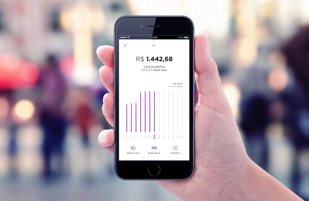 Nubank Mobile Banking