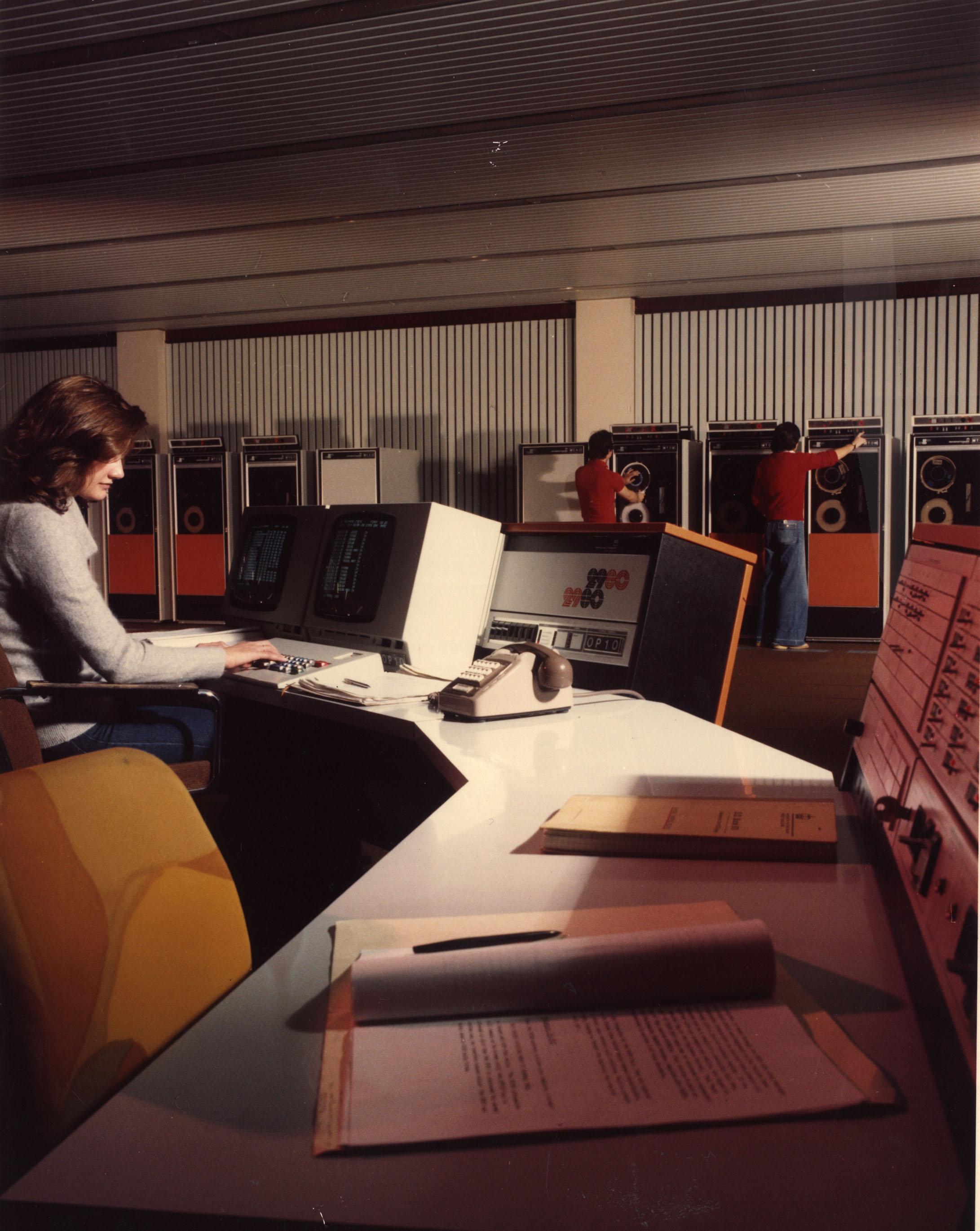 office 1970's