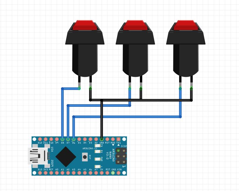 Arduino Press Buttons · SHWotever/SimHub Wiki · GitHub