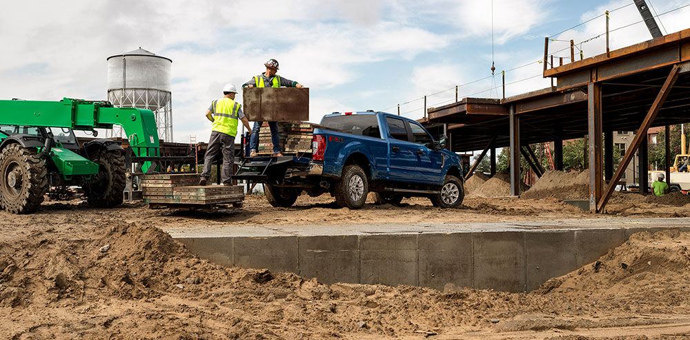 Ford:Job Site