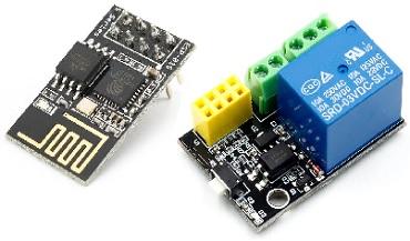ESSP-101. Single channel relay module