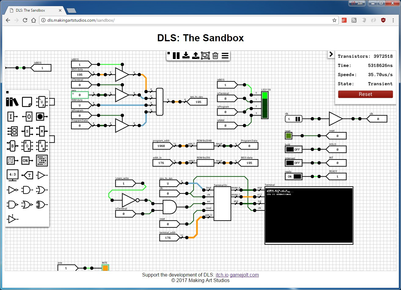 dls-sandbox-screenshot