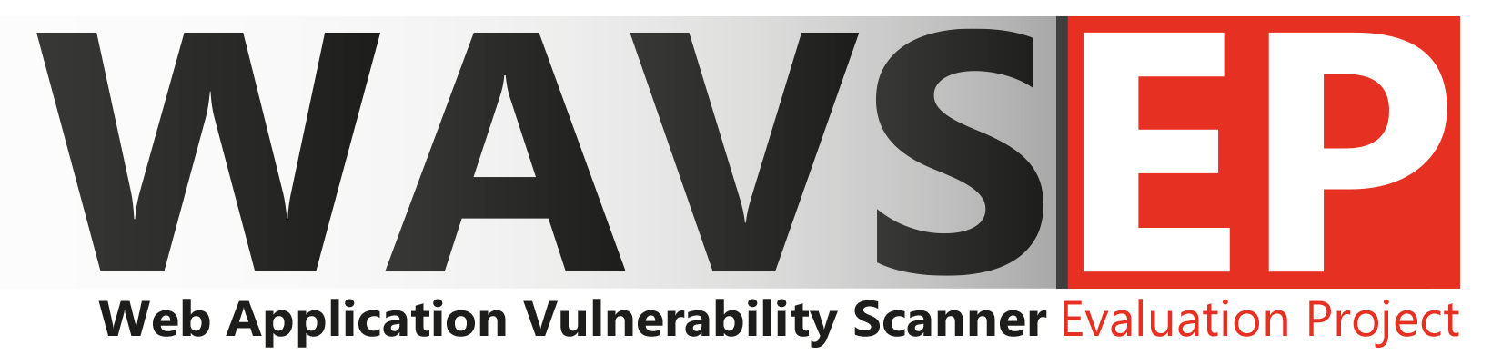 The Web Application Vulnerability Scanner Evaluation Project