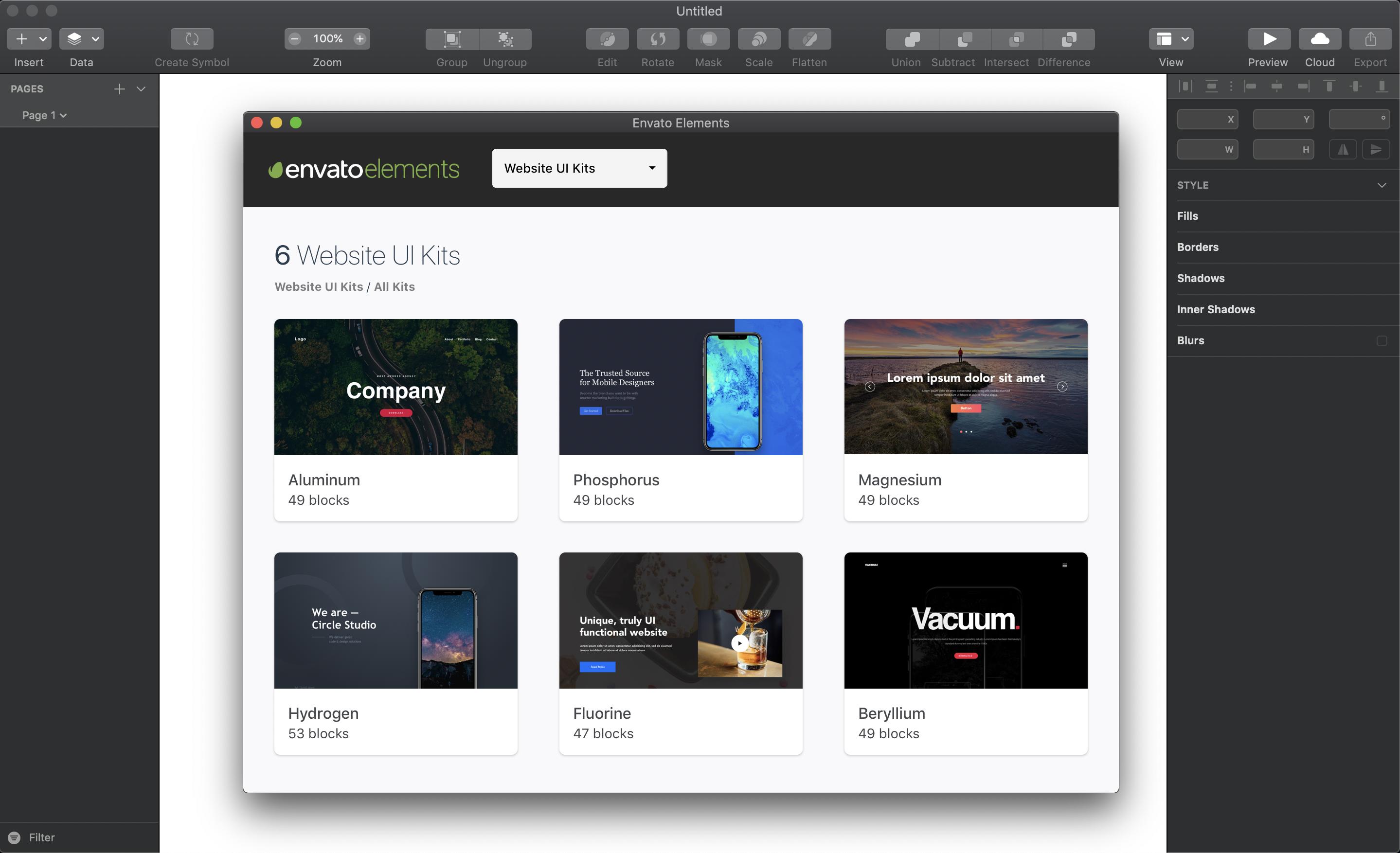 plugin screenshot 1