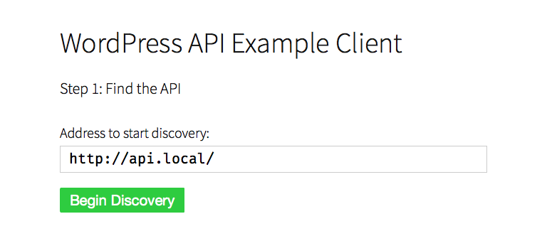 Github Wp Apiexample Client