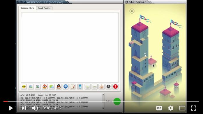 GitHub - SmartisanTech/Wrench: A scriptable Desktop tool to control