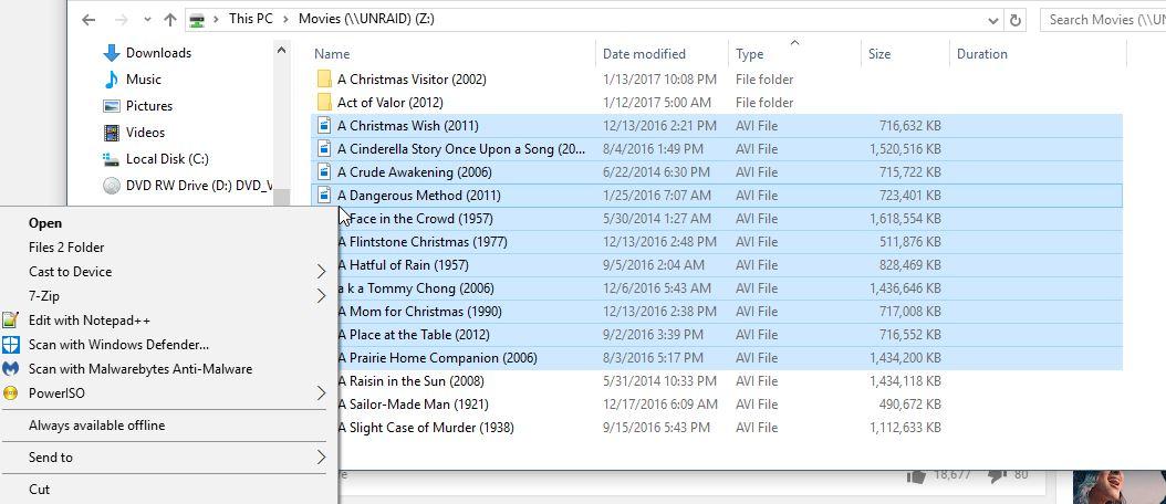 Create a Folder for Each Movie · Radarr/Radarr Wiki · GitHub