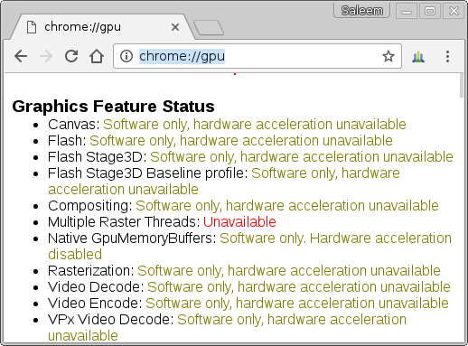 How to speed up Google Chrome (or Chromium) browser · GitHub
