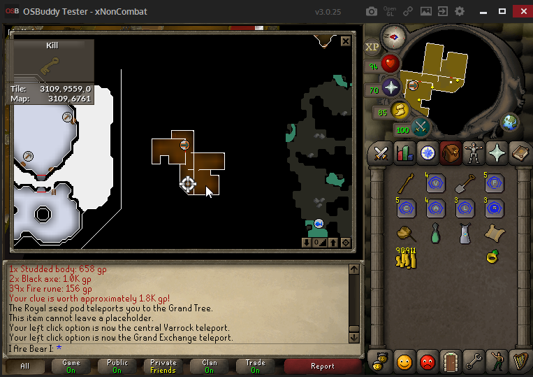 Clue Scroll Probably Filled With Wizards Socks Issue 326