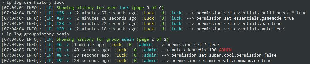 插件百科]Luckperms权限插件详细教程 - 联机教程 - Minecraft(我的世界