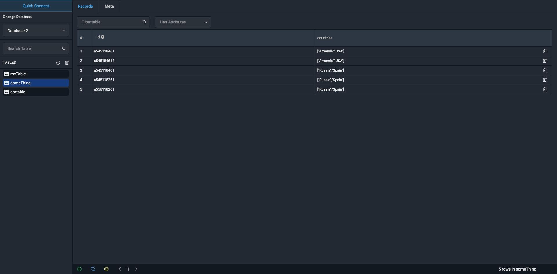GitHub - Arattian/DynamoDb-GUI-Client: DynamoDb GUI Client