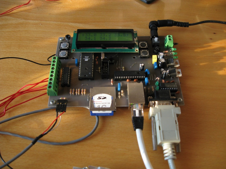 Device's mainboard