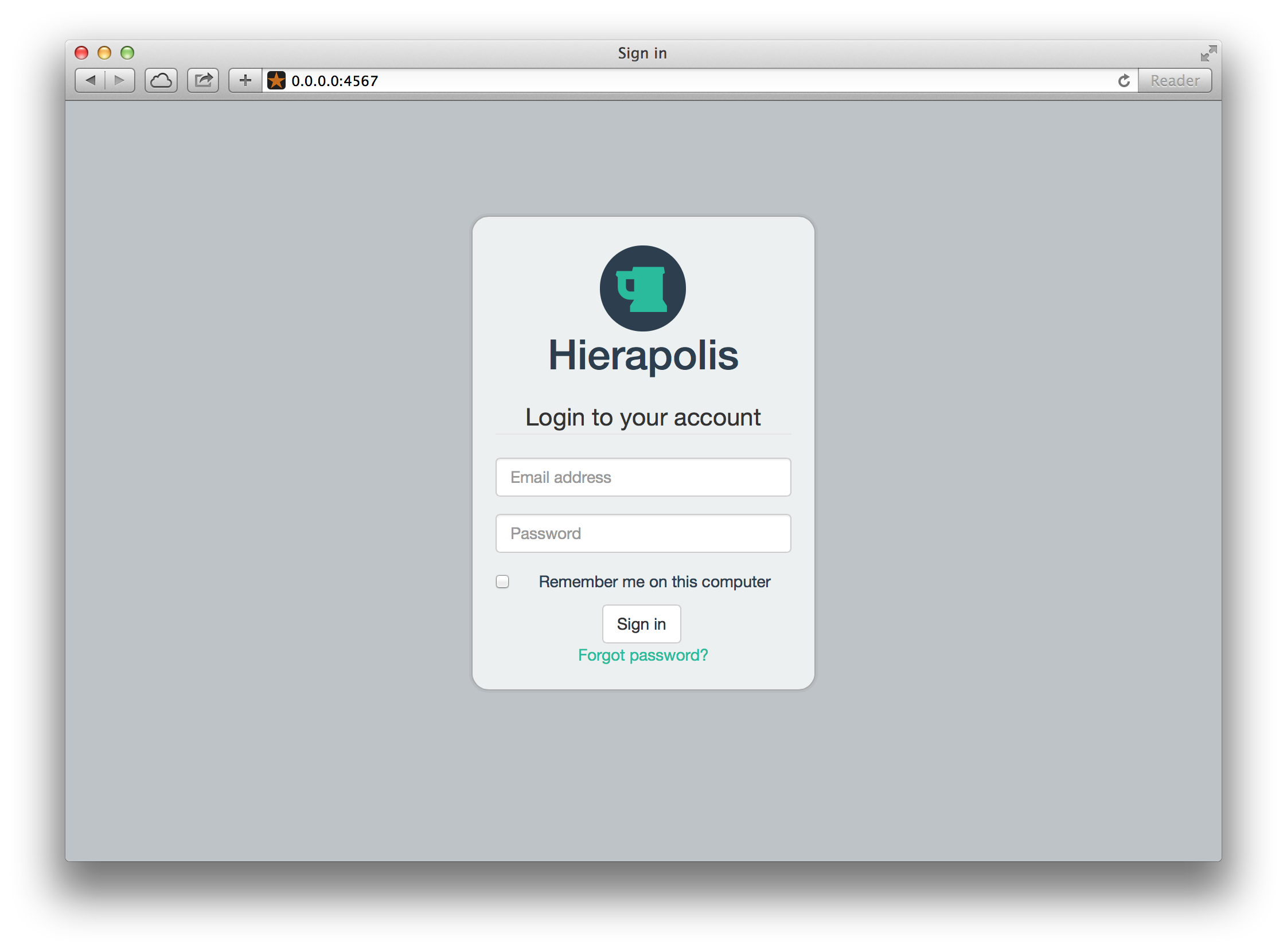 GitHub - lab2023/hierapolis: Bootstrap 3 based flat style admin theme