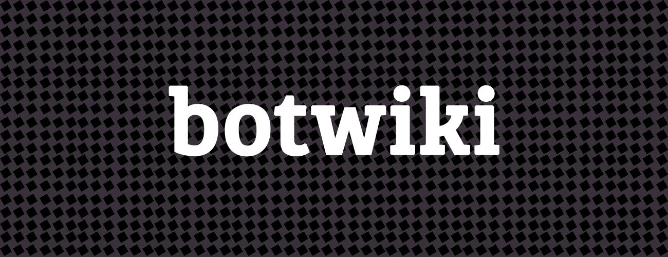 Botwiki