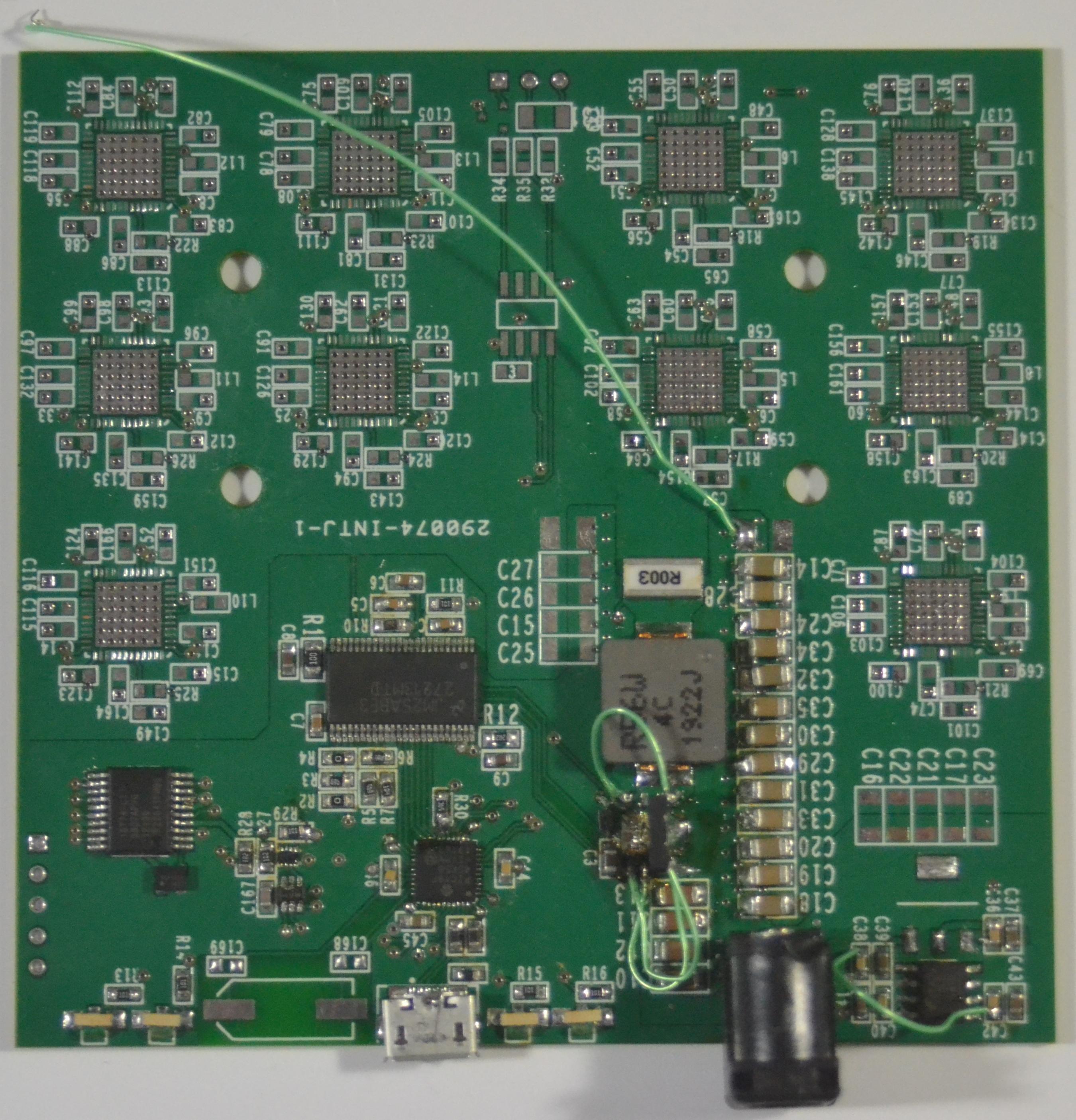 bitcoin asic board