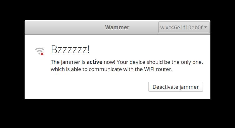 Wammer Screenshot