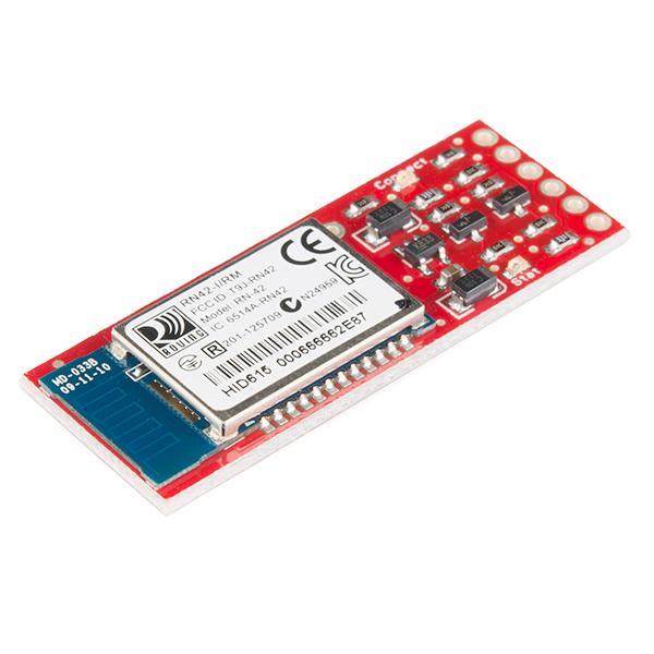 Bluetooth Mate Silver: RN-42 module