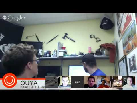 OUYA DEV SUPPORT OFFICE HOURS 6/23