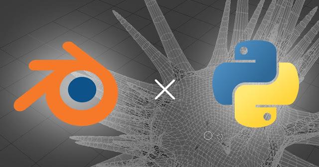 GitHub - kabuku/blender-python: 3D model generation using