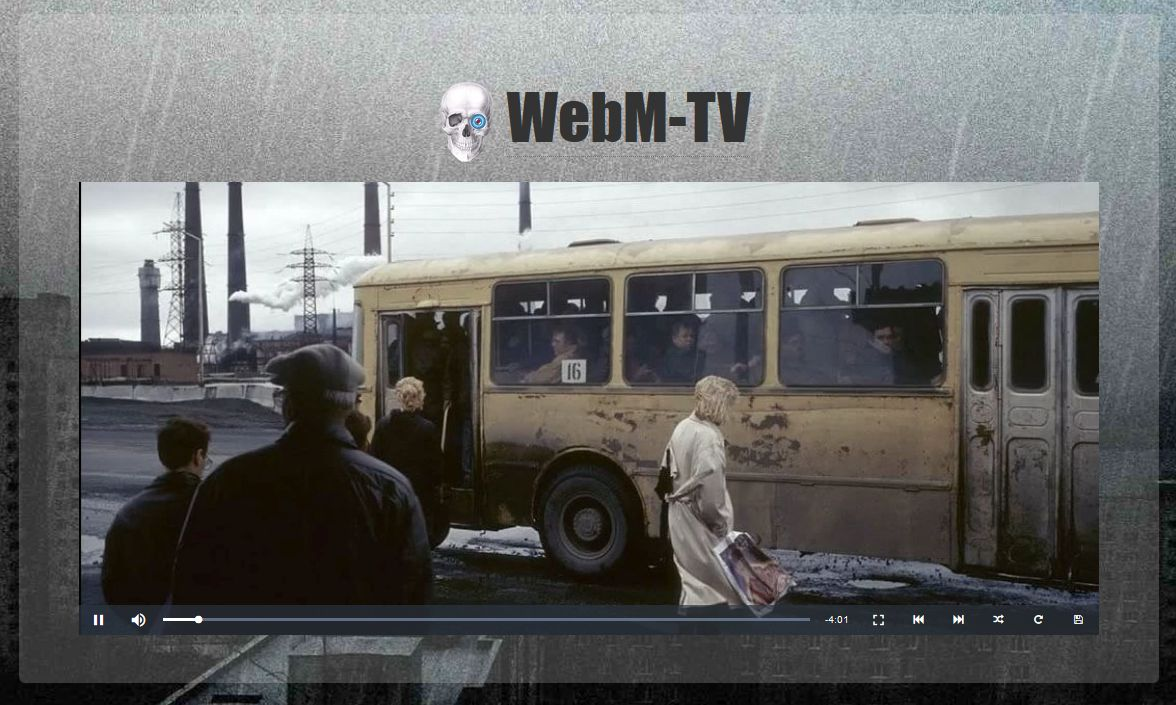 WebM TV
