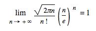 MathML example